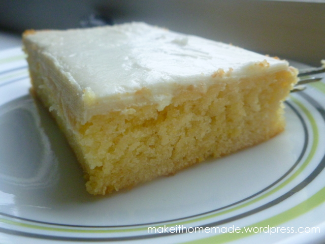 lemon sheet cake cool lemon sheet cake with cheese frosting make it 5490